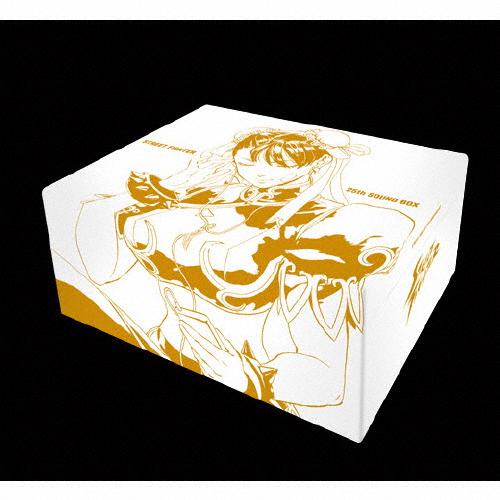 【送料無料】[枚数限定][限定盤]ストリートファイター25周年 サウンドBOX/ゲーム・ミュージック[CD]【返品種別A】