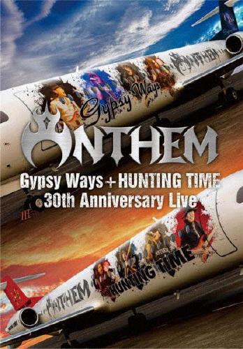 【送料無料】『Gypsy Ways』+『HUNTING TIME』完全再現 30th Anniversary Live/ANTHEM[Blu-ray]【返品種別A】
