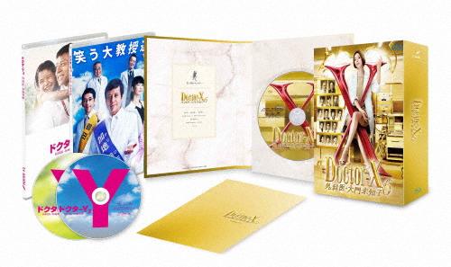 【送料無料】ドクターX ~外科医・大門未知子~ 6 Blu-ray-BOX/米倉涼子[Blu-ray]【返品種別A】