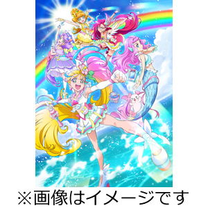 送料無料 初回仕様 トロピカル~ジュ プリキュア 人気 vol.2 Blu-ray 返品種別A !超美品再入荷品質至上! アニメーション
