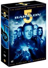 【送料無料】バビロン5〈セカンド・シーズン〉コレクターズ・ボックス/ブルース・ボクスレイトナー[DVD]【返品種別A】