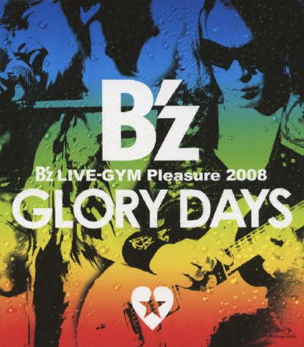 【送料無料】B'z LIVE-GYM Pleasure 2008-GLORY DAYS-/B'z[Blu-ray]【返品種別A】