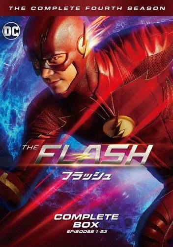 【送料無料】THE FLASH/フラッシュ〈フォース・シーズン〉 DVD コンプリート・ボックス/グラント・ガスティン[DVD]【返品種別A】