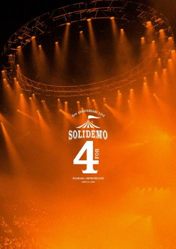 """【送料無料】[枚数限定][限定版]SOLIDEMO 4th Anniversary Live """"for"""