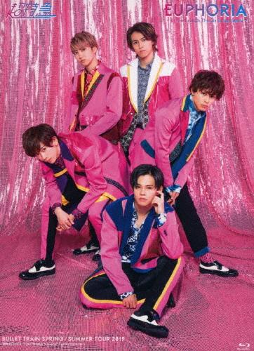 【送料無料】[初回仕様]BULLET TRAIN SPRING/SUMMER TOUR 2019 EUPHORIA at PACIFICO YOKOHAMA National Convention Hall/超特急[Blu-ray]【返品種別A】
