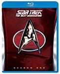 【送料無料】新スター・トレック シーズン1 ブルーレイBOX/パトリック・スチュワート[Blu-ray]【返品種別A】