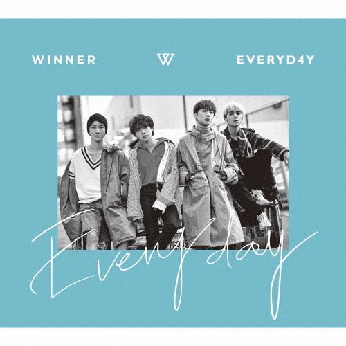 【送料無料】EVERYD4Y(DVD付)/WINNER[CD+DVD]【返品種別A】