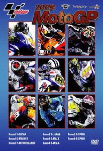 【送料無料】2009 MotoGP 前半戦BOX SET/モーター・スポーツ[DVD]【返品種別A】