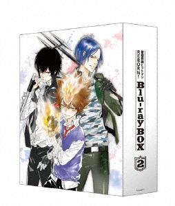 【送料無料】家庭教師ヒットマンREBORN Blu-ray BOX! Blu-ray BOX 2/アニメーション[Blu-ray]【返品種別A】, 超歓迎:46a4fb1f --- itxassou.fr