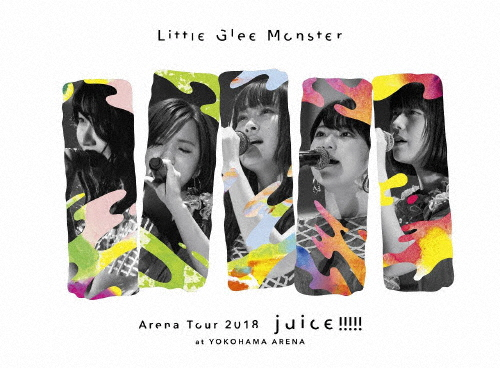 【送料無料】[枚数限定][限定版]Little Glee Monster Arena Tour 2018 -juice !!!!!- at YOKOHAMA ARENA(初回生産限定盤)/Little Glee Monster[DVD]【返品種別A】