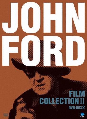 【送料無料】不滅の映画監督 ジョン・フォード傑作選 第2集 DVD-BOX 2/ジョン・フォード[DVD]【返品種別A】