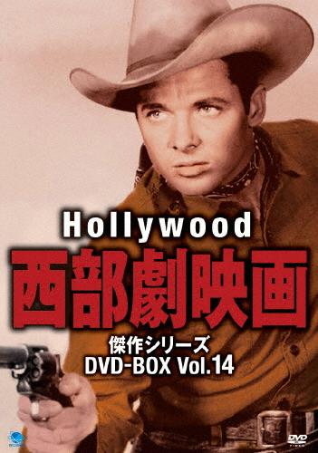 【送料無料】ハリウッド西部劇映画傑作シリーズ DVD-BOX Vol.14/タイロン・パワー[DVD]【返品種別A】