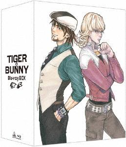 【送料無料】[枚数限定][限定版]TIGER & BUNNY Blu-ray BOX/アニメーション[Blu-ray]【返品種別A】