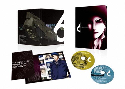 【送料無料】[枚数限定][限定版]銀河英雄伝説 Die Neue These 第6巻【完全数量限定生産】(Blu-ray)/アニメーション[Blu-ray]【返品種別A】