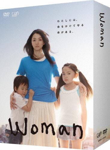 【送料無料】[枚数限定]「Woman」DVD-BOX/満島ひかり[DVD]【返品種別A】
