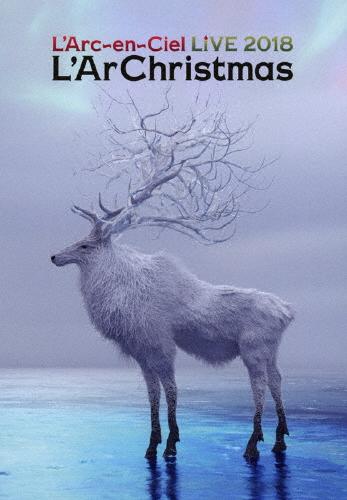 【送料無料】LIVE 2018 L'ArChristmas 【DVD盤】/L'Arc~en~Ciel[DVD]【返品種別A】