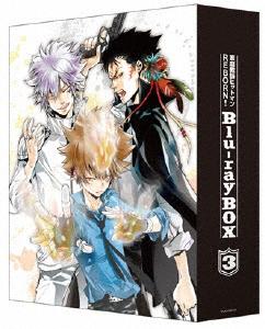 【送料無料】家庭教師ヒットマンREBORN! Blu-ray BOX 3/アニメーション[Blu-ray]【返品種別A】