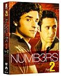 【送料無料】NUMB3RS 天才数学者の事件ファイル シーズン3 コンプリートDVD-BOX Part 2/ロブ・モロー[DVD]【返品種別A】