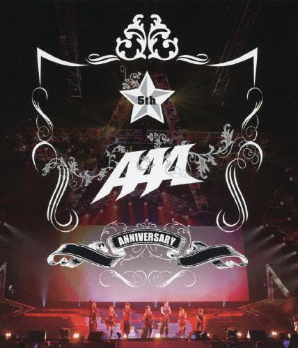 【送料無料】AAA 5th Anniversary LIVE 20100912 at Yokohama Arena/AAA[Blu-ray]【返品種別A】