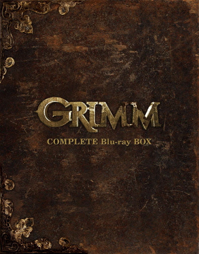 【送料無料】GRIMM/グリム コンプリート ブルーレイBOX/デヴィッド・ジュントーリ[Blu-ray]【返品種別A】