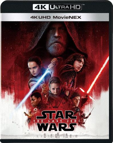【送料無料】スター・ウォーズ/最後のジェダイ 4K UHD MovieNEX/マーク・ハミル[Blu-ray]【返品種別A】