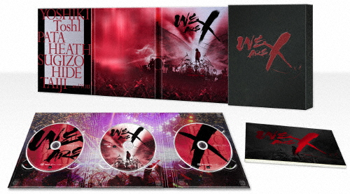 【送料無料】WE ARE X DVD スペシャル・エディション/X JAPAN[DVD]【返品種別A】