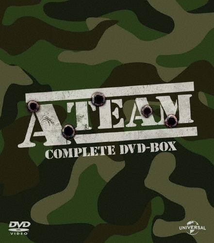 【送料無料】【NBC全シリーズコンプリート】特攻野郎Aチーム コンプリート DVD BOX/ジョージ・ペパード[DVD]【返品種別A】