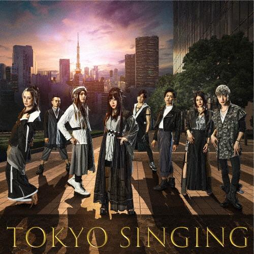 本日の目玉 送料無料 枚数限定 限定盤 今だけ限定15%OFFクーポン発行中 TOKYO SINGING BD 返品種別A CD+Blu-ray 和楽器バンド 初回限定映像盤