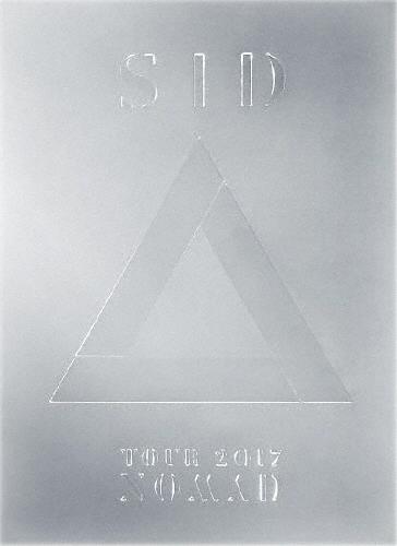 【送料無料】[限定版]SID TOUR 2017「NOMAD」(初回生産限定盤)/シド[DVD]【返品種別A】