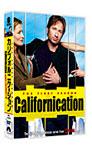 【送料無料】カリフォルニケーション ある小説家のモテすぎる日常 シーズン1 DVD-BOX/デヴィッド・ドゥカヴニー[DVD]【返品種別A】