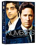 シーズン2 コンプリートDVD-BOX/ロブ・モロー[DVD]【返品種別A】 【送料無料】NUMB3RS 天才数学者の事件ファイル