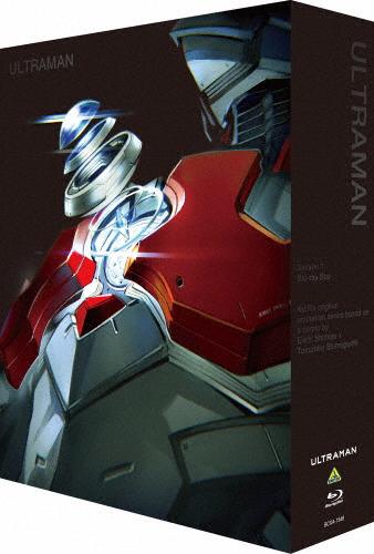 【送料無料】[限定版]ULTRAMAN Blu-ray BOX(特装限定版)/アニメーション[Blu-ray]【返品種別A】