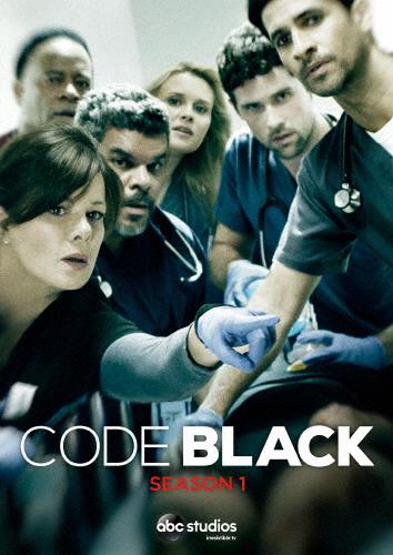 【送料無料】コード・ブラック 生と死の間で シーズン1 COMPLETE BOX/マーシャ・ゲイ・ハーデン[DVD]【返品種別A】