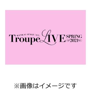 大好評です 送料無料 MANKAI STAGE A3 Troupe 激安通販専門店 LIVE DVD 2021~ 横田龍儀 ~SPRING 返品種別A
