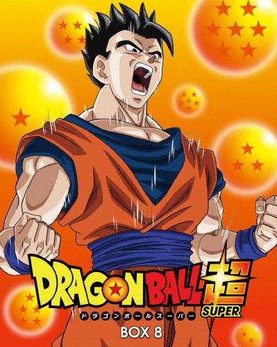 【送料無料】ドラゴンボール超 DVD BOX8/アニメーション[DVD]【返品種別A】