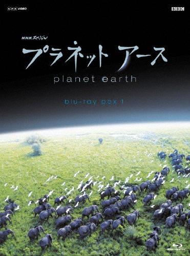 【送料無料】NHKスペシャル プラネットアース 新価格版 ブルーレイ BOX 1/ドキュメント[Blu-ray]【返品種別A】