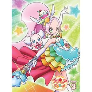 【送料無料】キラキラ☆プリキュアアラモード Blu-ray vol.3/アニメーション[Blu-ray]【返品種別A】