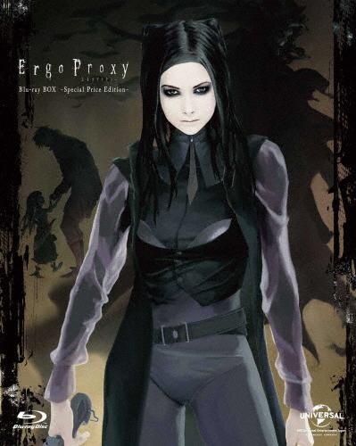 【送料無料】Ergo Proxy Blu-ray BOX<スペシャルプライス版>/アニメーション[Blu-ray]【返品種別A】