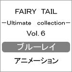 【送料無料】FAIRY TAIL -Ultimate collection- Vol.6/アニメーション[Blu-ray]【返品種別A】