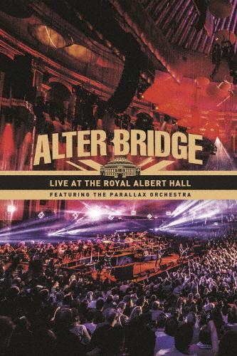 【送料無料】[枚数限定][限定版]ライヴ・アット・ザ・ロイヤル・アルバート・ホール・フィーチャリング・ザ・パララックス・オーケストラ(初回限定盤)/アルター・ブリッジ[Blu-ray]【返品種別A】