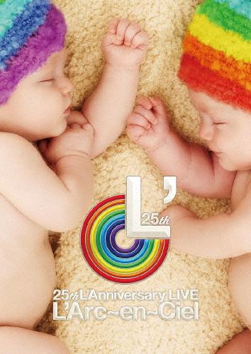 【送料無料】25th L'Anniversary LIVE【DVD】/L'Arc~en~Ciel[DVD]【返品種別A】