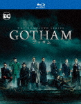 【送料無料】GOTHAM/ゴッサム ブルーレイ コンプリート・シリーズ/ベン・マッケンジー[Blu-ray]【返品種別A】