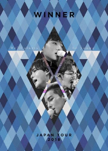 【送料無料】WINNER JAPAN TOUR 2018~We'll always be young~/WINNER[DVD]【返品種別A】