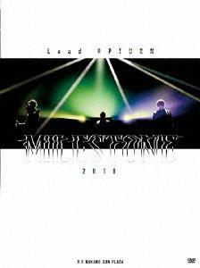 【送料無料】Lead Upturn 2018 MILESTONE DVD/Lead[DVD]【返品種別A】