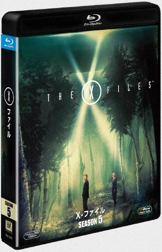 【送料無料】X-ファイル シーズン5<SEASONS ブルーレイ・ボックス>/デイビッド・ドゥカブニー[Blu-ray]【返品種別A】