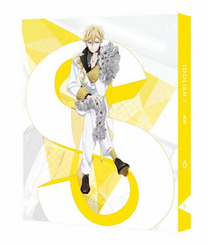 【送料無料】[枚数限定][限定版]アイドリッシュセブン DVD 6【特装限定版】/アニメーション[DVD]【返品種別A】