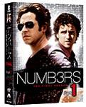 【送料無料】NUMB3RS 天才数学者の事件ファイル ファイナル・シーズン コンプリートDVD-BOX Part 1/ロブ・モロー[DVD]【返品種別A】