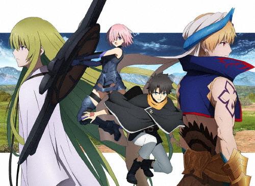【送料無料】[枚数限定][限定版]Fate/Grand Order -絶対魔獣戦線バビロニア- 1【完全生産限定版】/アニメーション[Blu-ray]【返品種別A】
