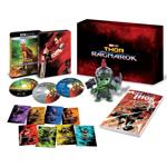 【送料無料】[枚数限定][限定版]マイティ・ソー バトルロイヤル 4K UHD MovieNEX プレミアムBOX(数量限定)/クリス・ヘムズワース[Blu-ray]【返品種別A】