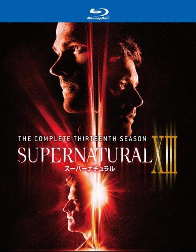 【送料無料】[枚数限定]SUPERNATURAL XIII〈サーティーン・シーズン〉 ブルーレイ コンプリート・ボックス/ジャレッド・パダレッキ[Blu-ray]【返品種別A】